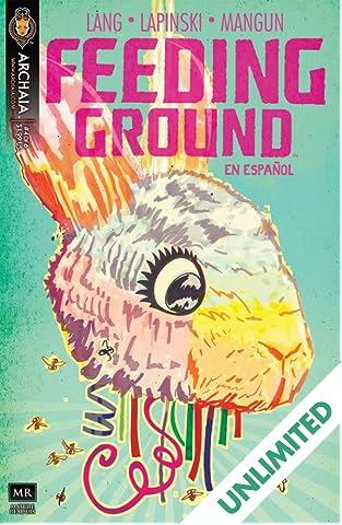 Feeding Ground (En Espanol) #4 (of 6)