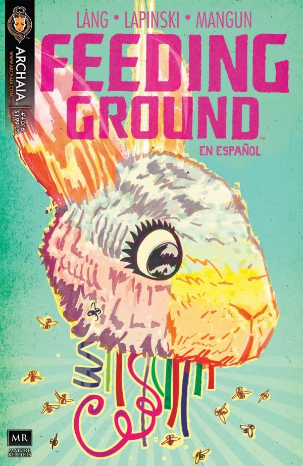 Feeding Ground (En Espanol) #4 (of 6)