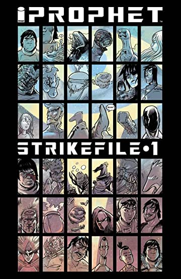 Prophet: Strikefile #1