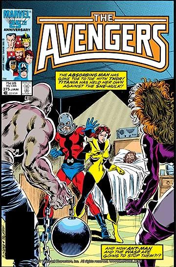 Avengers (1963-1996) #275