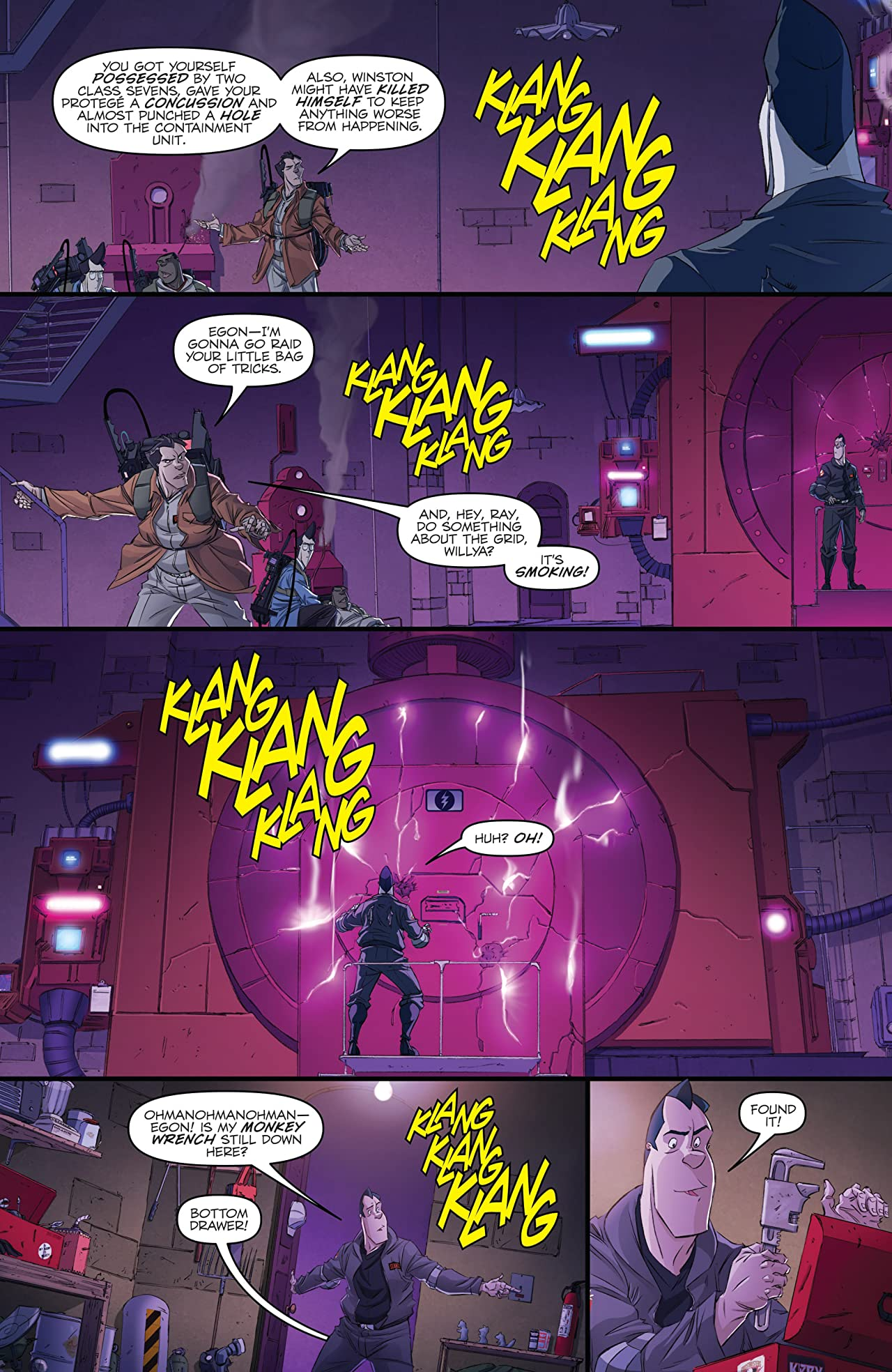 Ghostbusters (2013-2014) #20