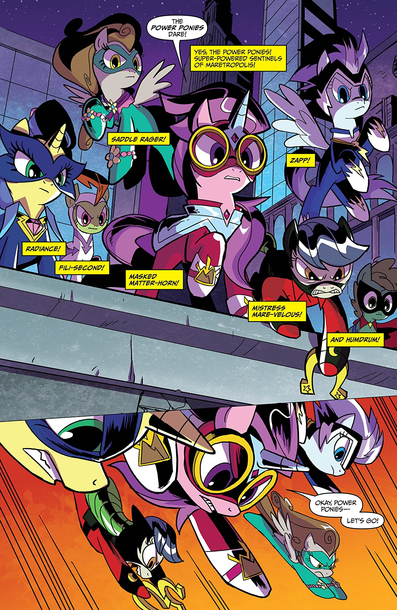 My Little Pony Annual 2014