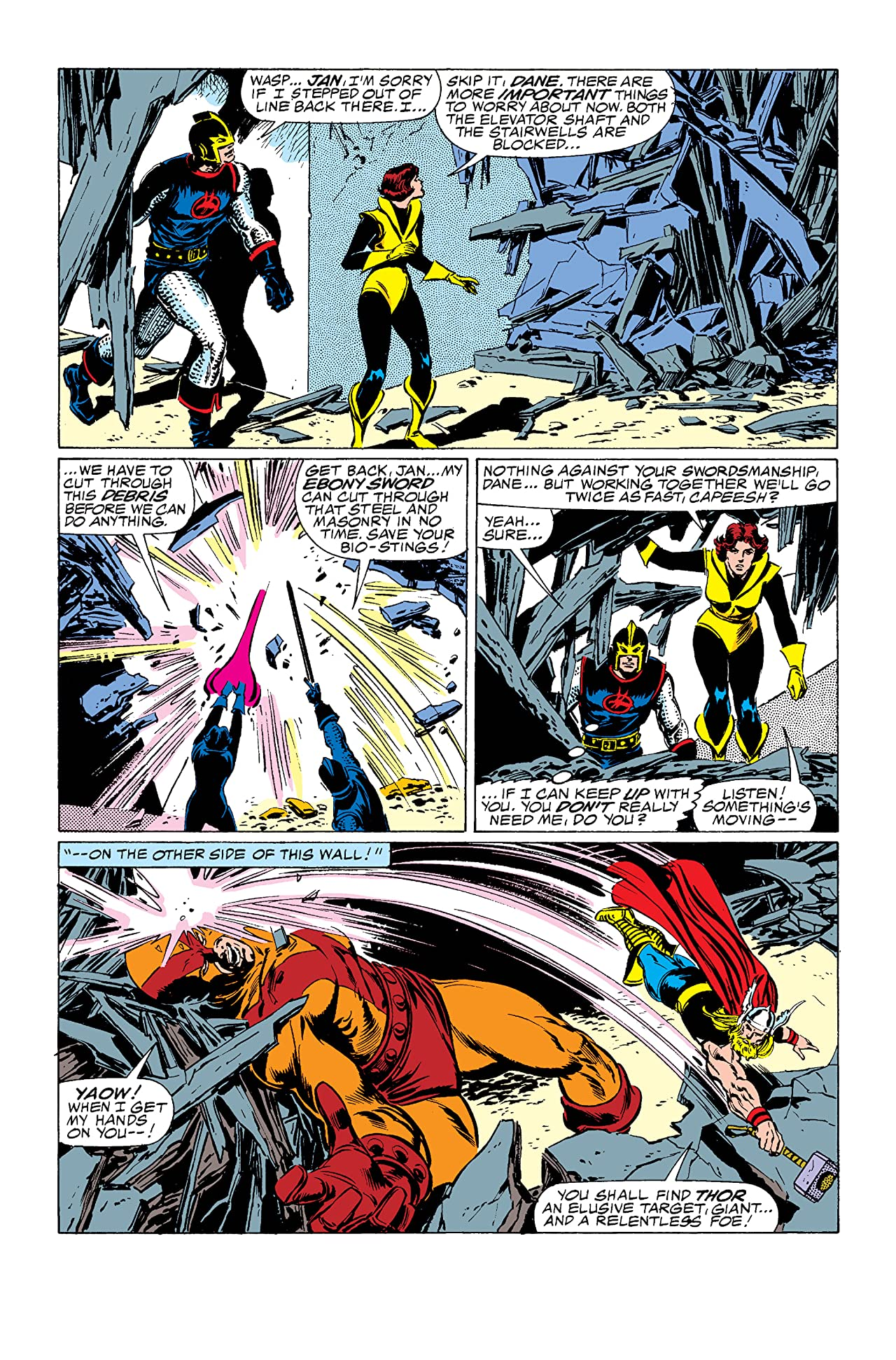 Avengers (1963-1996) #277