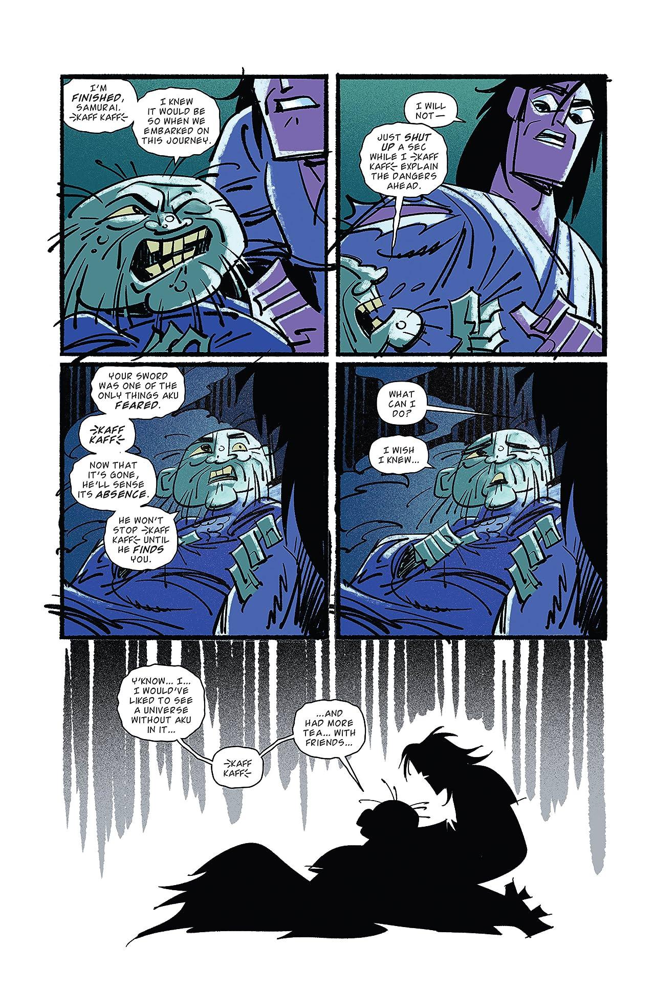 Samurai Jack #12