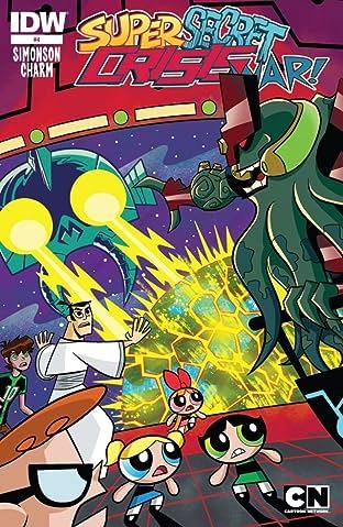 Cartoon Network: Super Secret Crisis War! #4 (of 6)