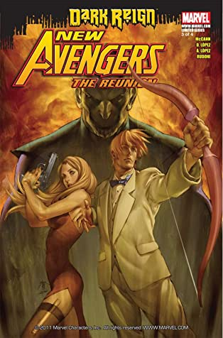 New Avengers: The Reunion #3 (of 4)