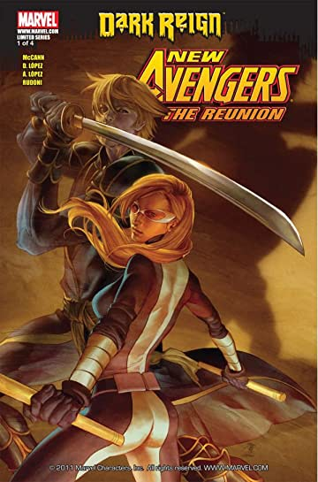 New Avengers: The Reunion #1 (of 4)