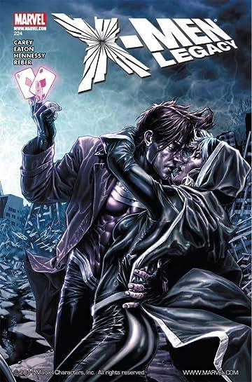 X-Men: Legacy (2008-2012) #224