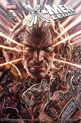 X-Men: Legacy (2008-2012) #221