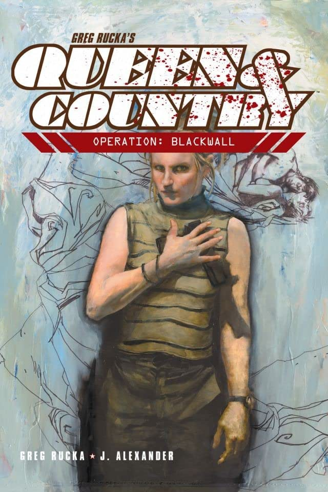 Queen & Country Tome 4: Operation: Blackwall