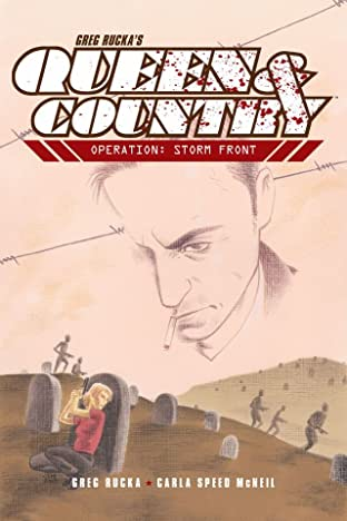 Queen & Country Tome 5: Operation: Stormfront