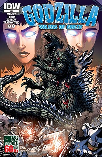 Godzilla: Rulers of Earth #16