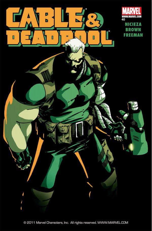 Cable & Deadpool #40
