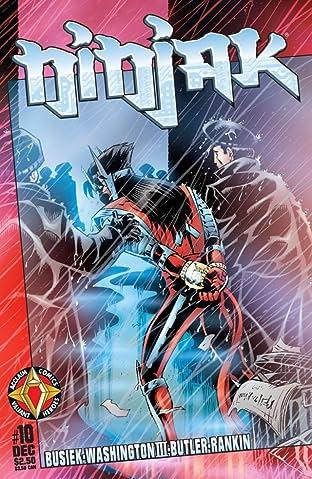 Ninjak (1997) #10