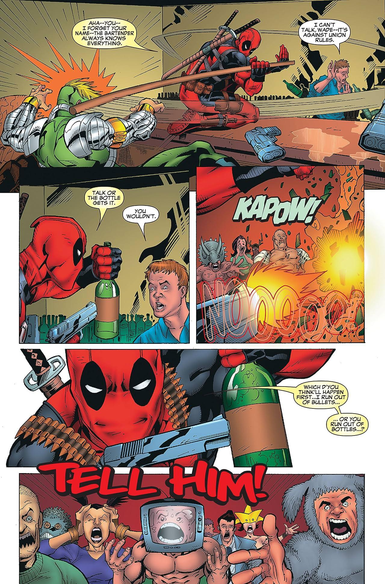 Cable & Deadpool #39