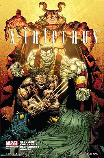 X-Infernus #4 (of 4)
