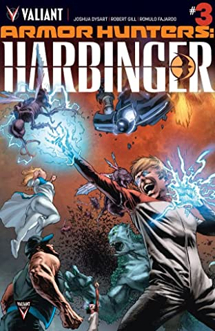 Armor Hunters: Harbinger (2014) No.3 (sur 3): Digital Exclusives Edition