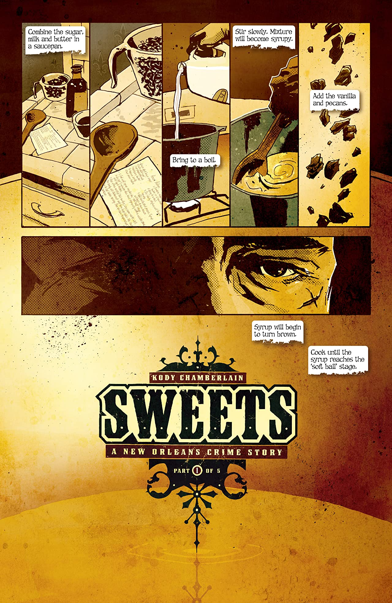 Sweets: New Orleans Crime Story