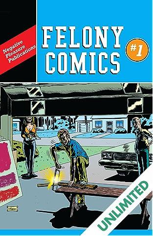 Felony Comics #1