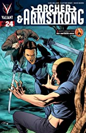 Archer & Armstrong (2012- ) #24: Digital Exclusives Edition