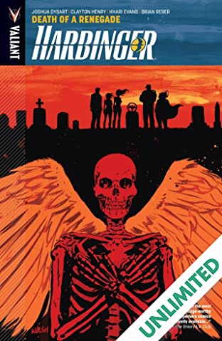 Harbinger Vol. 5: Death of a Renegade