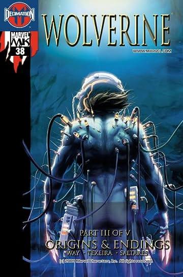 Wolverine (2003-2009) #38