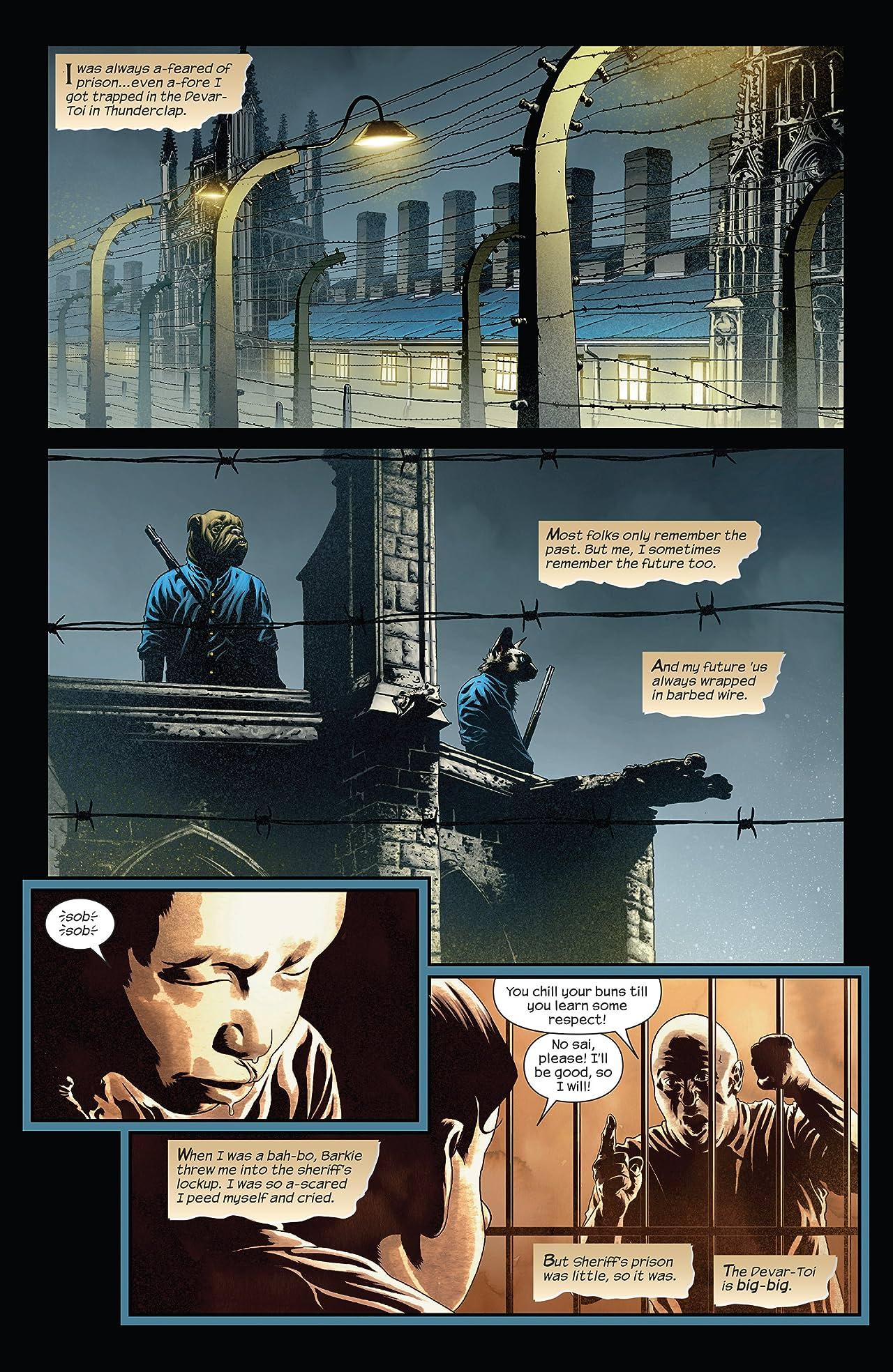 Dark Tower: The Gunslinger - Sheemie's Tale #1 (of 2)
