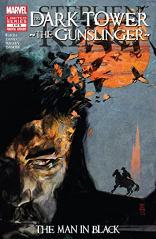 Dark Tower: The Gunslinger - The Man In Black #1 (of 5)
