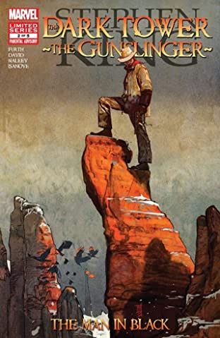 Dark Tower: The Gunslinger - The Man In Black #2 (of 5)