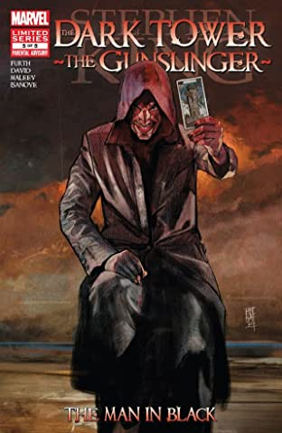 Dark Tower: The Gunslinger - The Man In Black #5 (of 5)