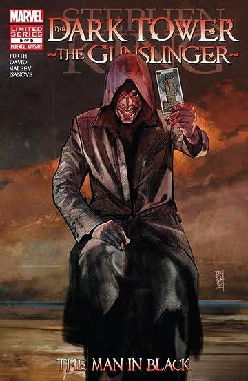 Dark Tower: The Gunslinger - The Man In Black #5 (of 5)
