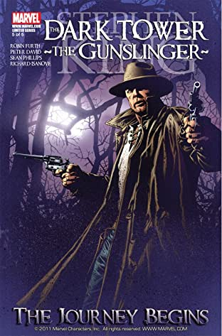 Dark Tower: The Gunslinger #5 (of 5)