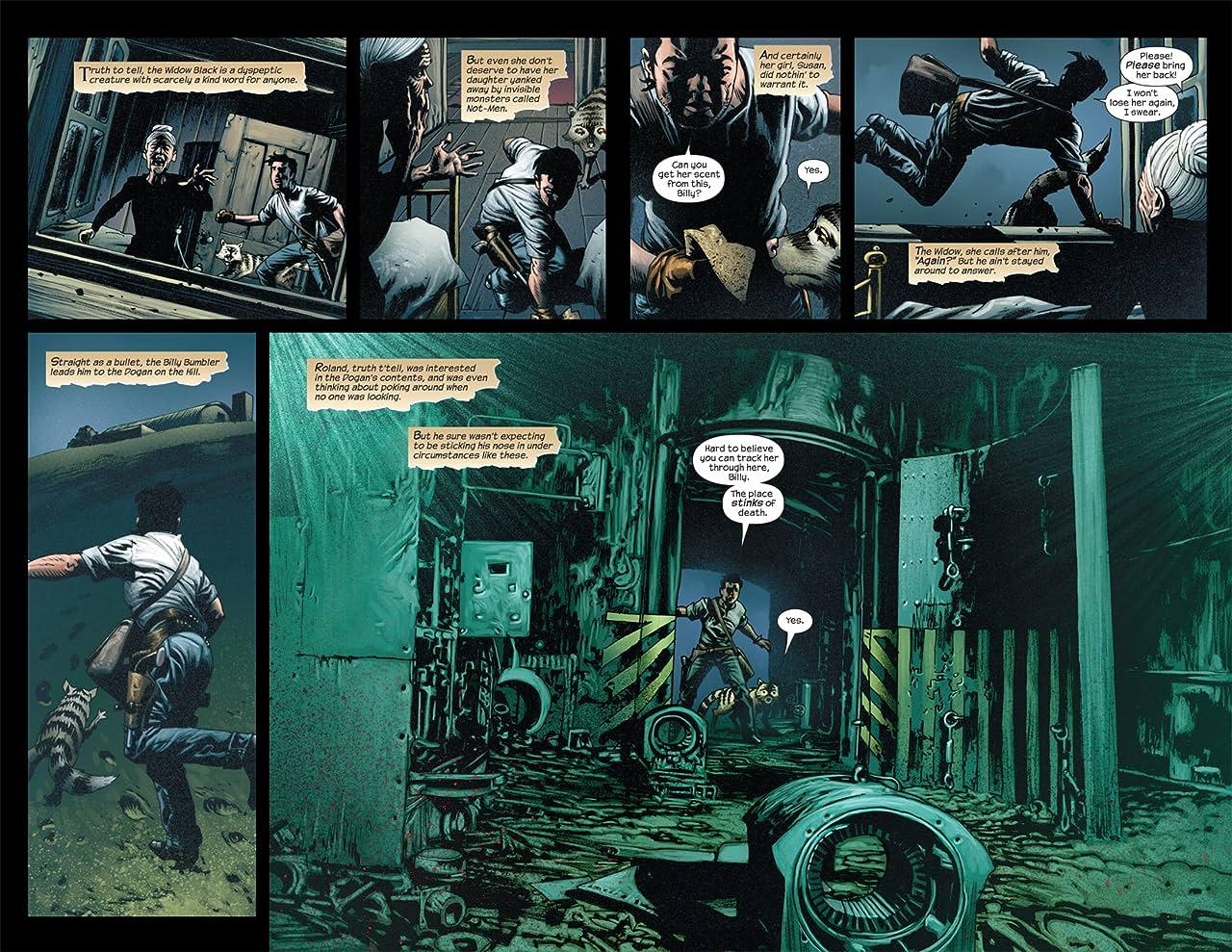 Dark Tower: The Gunslinger #5 (of 5)