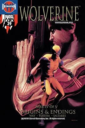 Wolverine (2003-2009) #39