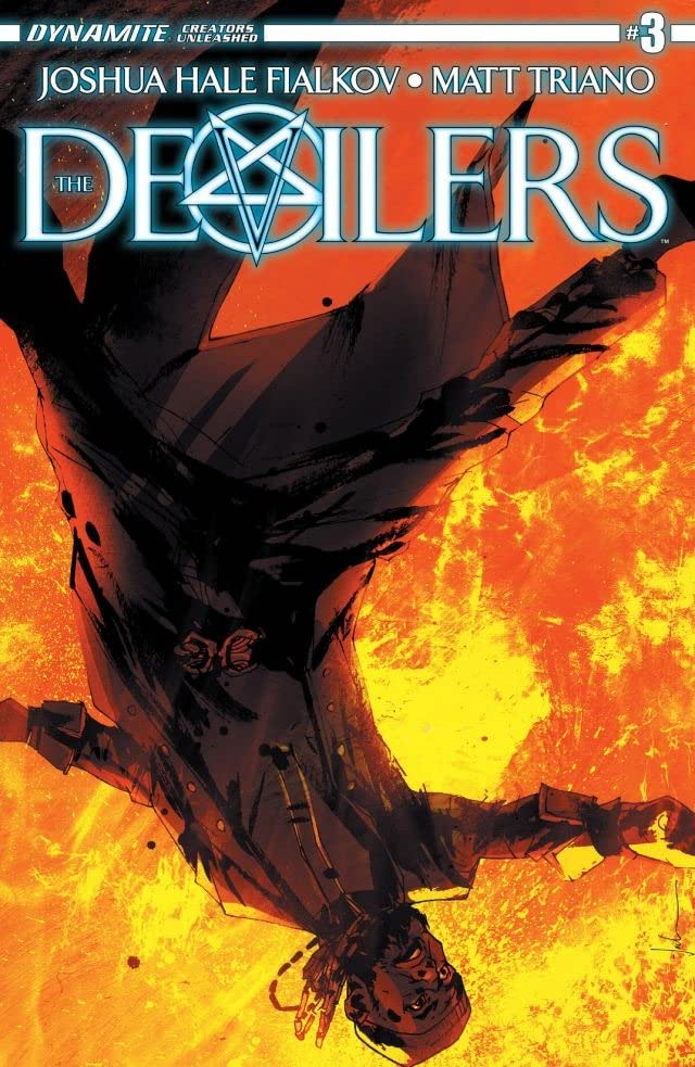 The Devilers #3 (of 7): Digital Exclusive Edition