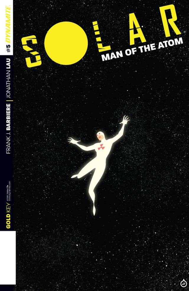 Solar: Man Of The Atom #5: Digital Exclusive Edition