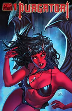 Purgatori #1: Digital Exclusive Edition