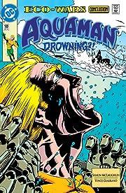 Aquaman (1991-1992) #10