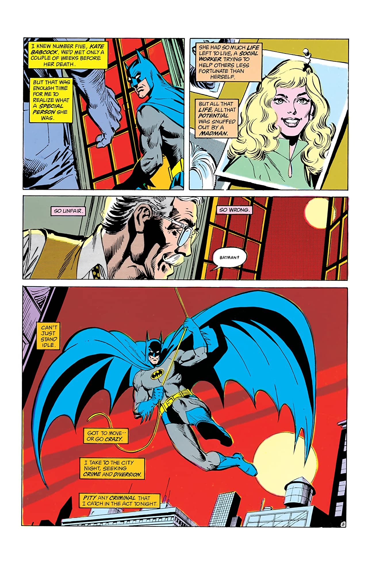 Batman (1940-2011) #421