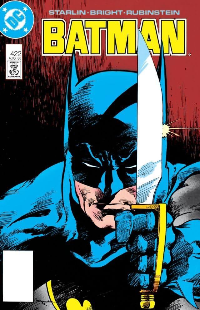 Batman (1940-2011) #422