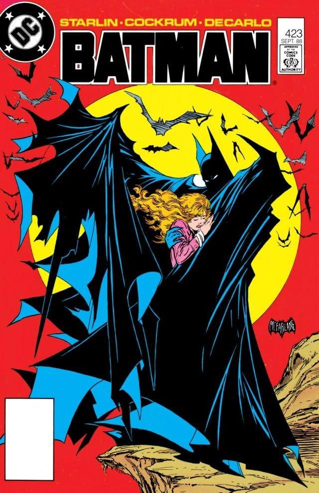 Batman (1940-2011) #423