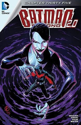 Batman Beyond 2.0 (2013-2014) #35