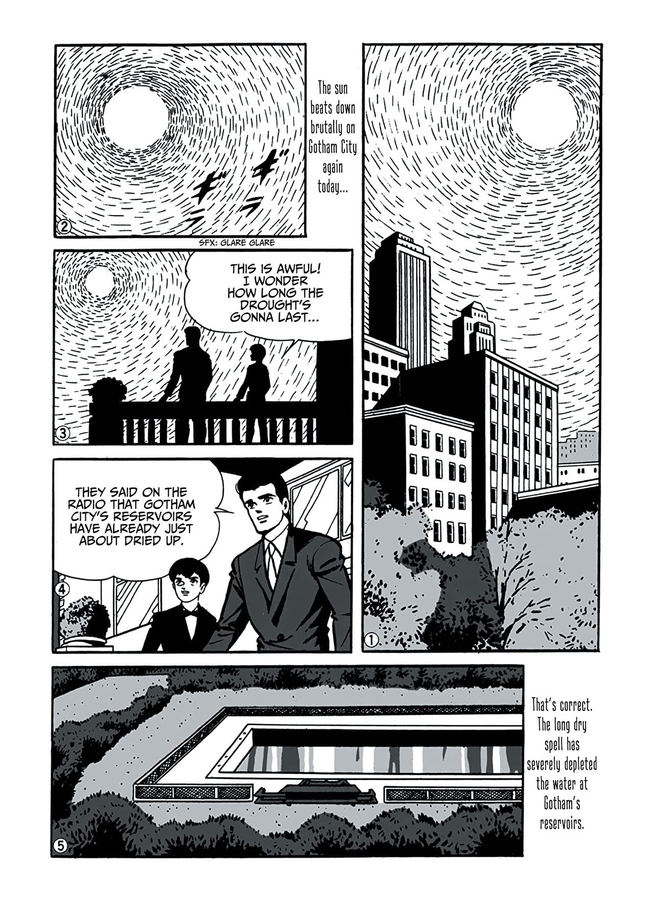 Batman: The Jiro Kuwata Batmanga #13