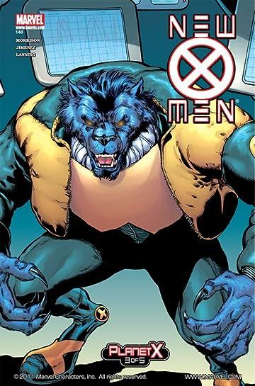 New X-Men (2001-2004) #148