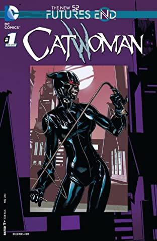 Catwoman (2011-2016) #1: Futures End