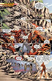 The Flash (2011-2016) #1: Futures End