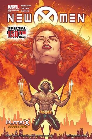 New X-Men (2001-2004) #150