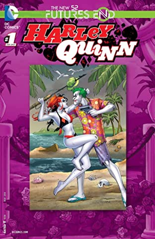 Harley Quinn (2013-2016) #1: Futures End
