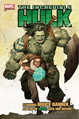 Incredible Hulk (2009-2011) #601