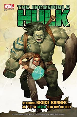 Incredible Hulk (1999-2008) #601